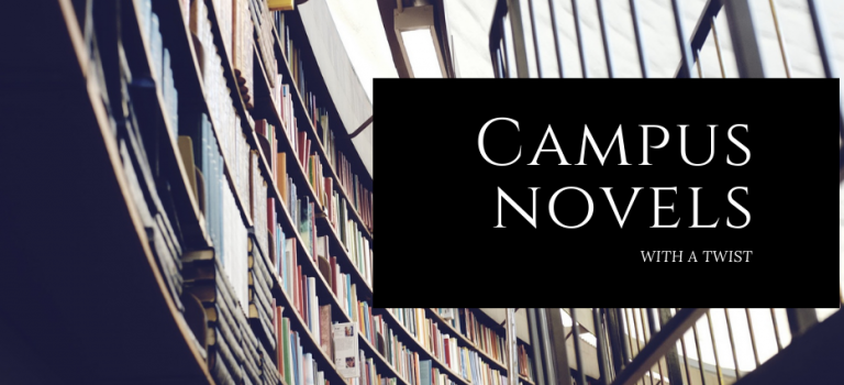 Mysterious Campus Novels