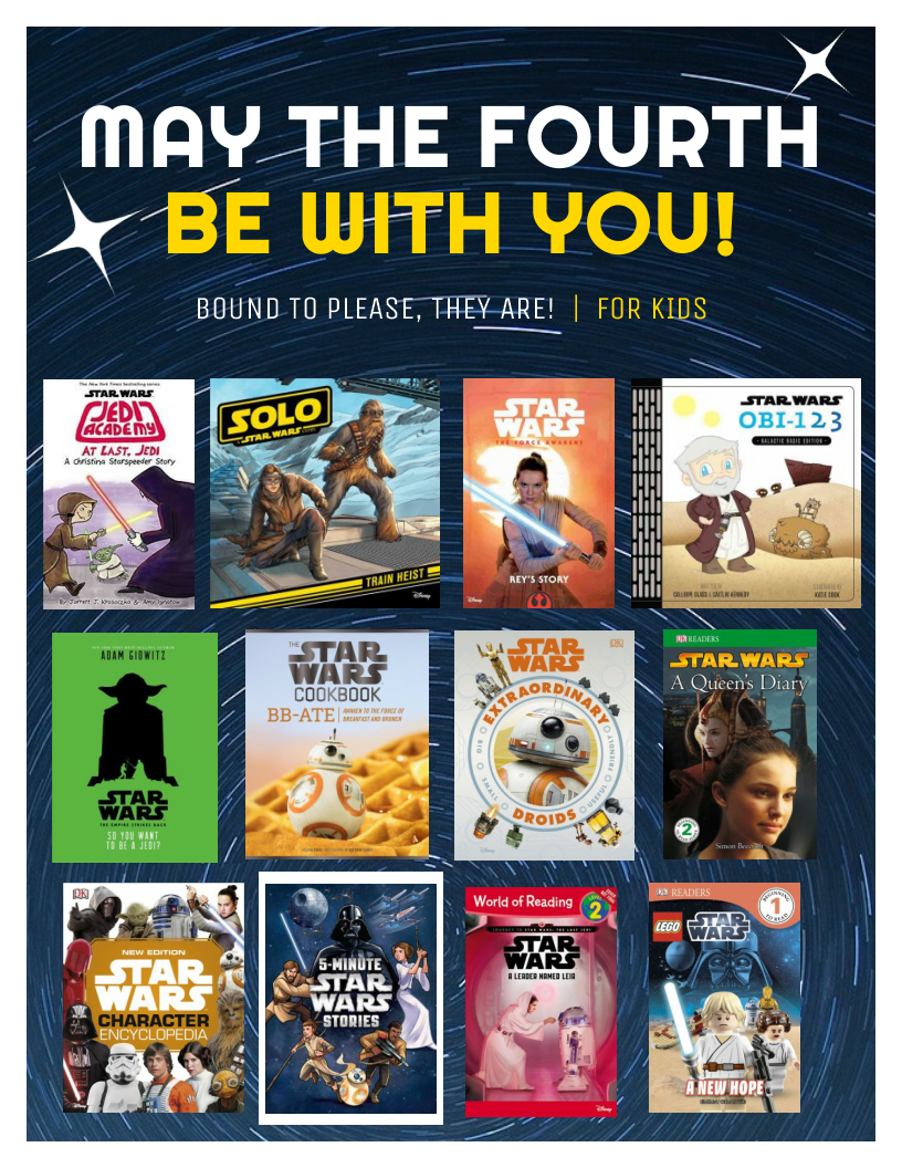 May the Fourth Booklist