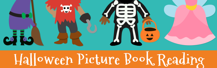 Not-So-Scary Halloween Picture Books