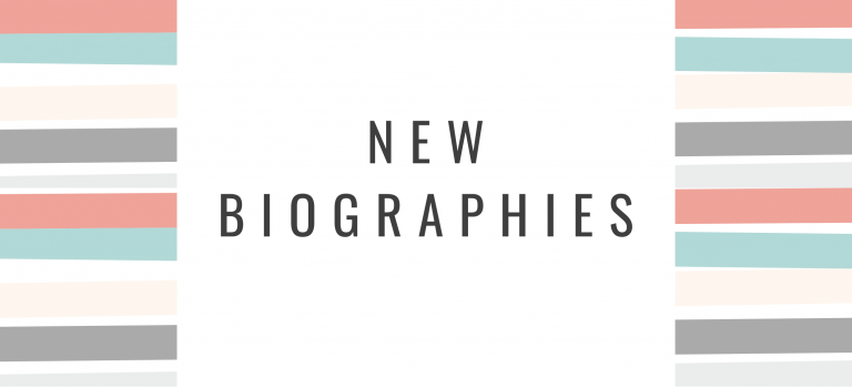 New Biographies