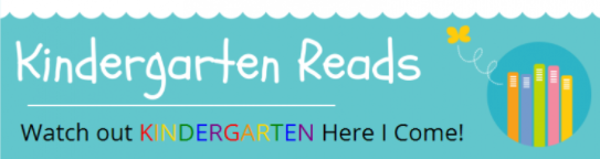 Reads to Get Ready for Kindergarten